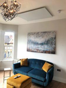 Herschel infrared heating for landlords
